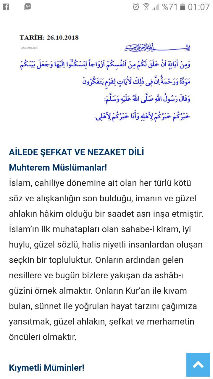 Ailede Sefkat Ve Nezaket Dili Mehmet Kelleci Karaosmanoglu